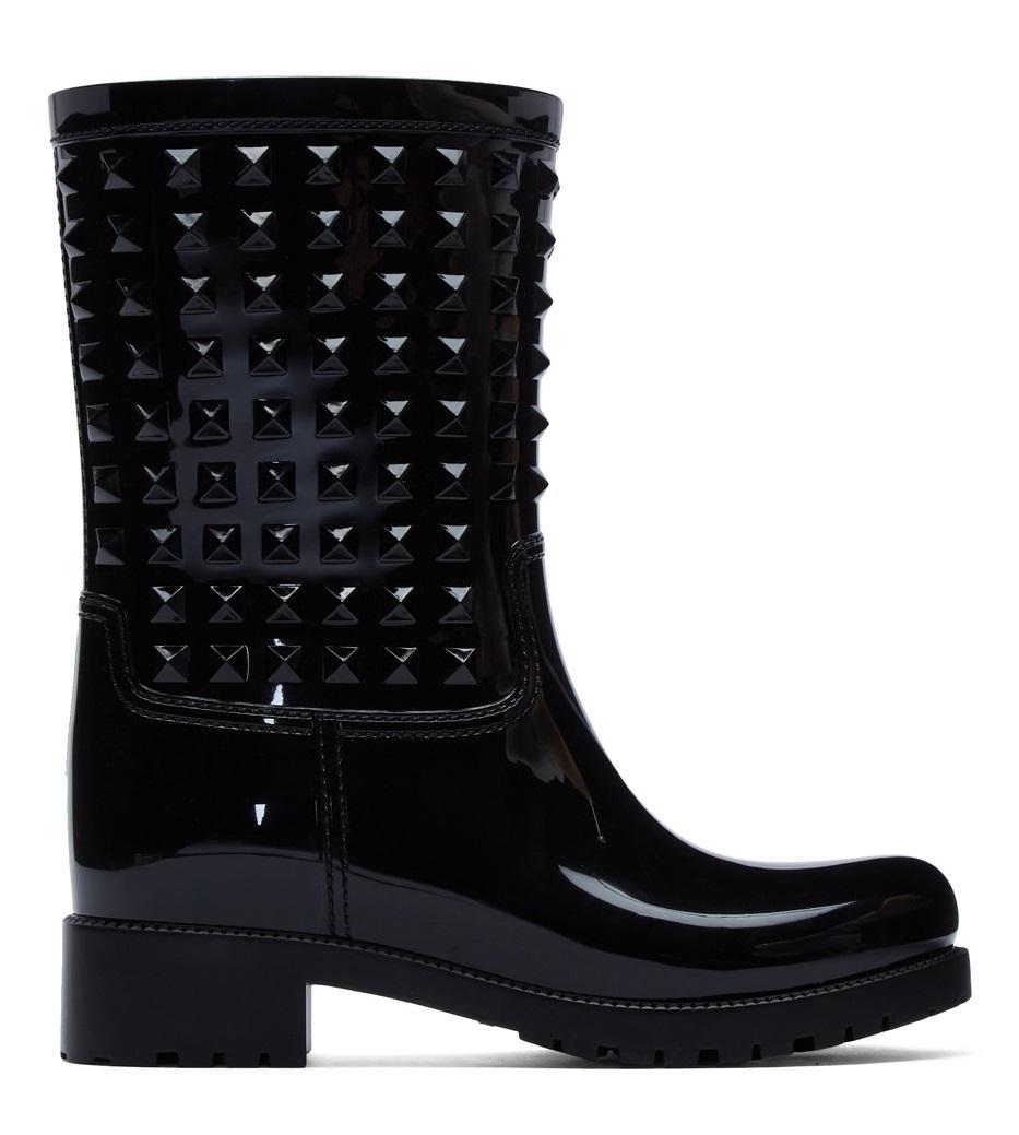 雨鞋防水更要美!LV、Dior、BV...10款時髦度百分百的精品雨鞋!-9