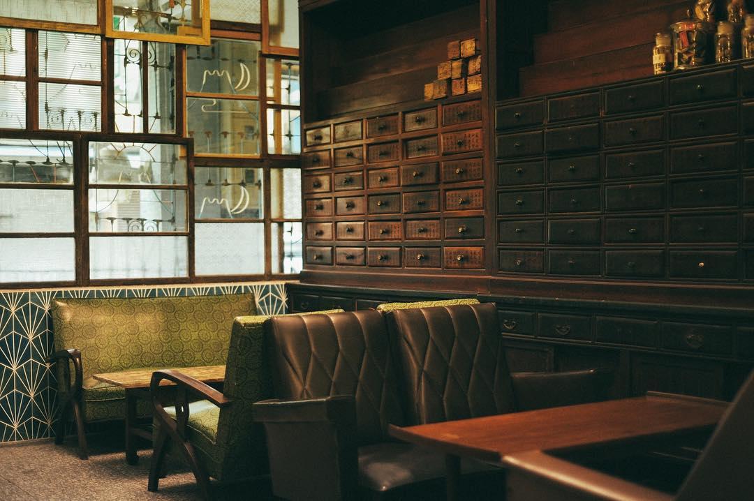 大稻埕咖啡廳推薦這5間!「三層」甜點、氣氛好,但謝絕網美,「AKA」號稱大稻埕最神秘老宅咖啡-1