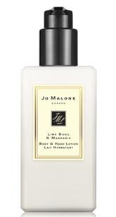 Jo Malone青檸、羅勒與柑橘手部及身體潤膚乳液,200ml,2360元