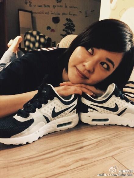 陳意涵愛健身,跑步是她最愛的運動。
