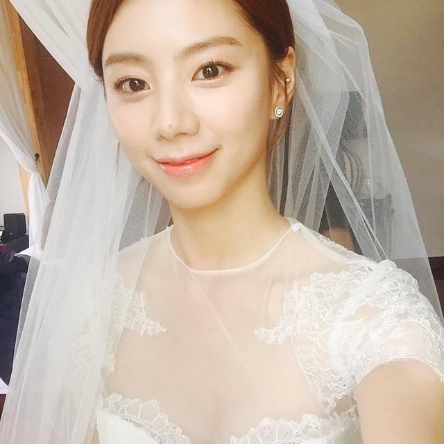 朴秀珍七月底要嫁給永遠的男神裴勇俊