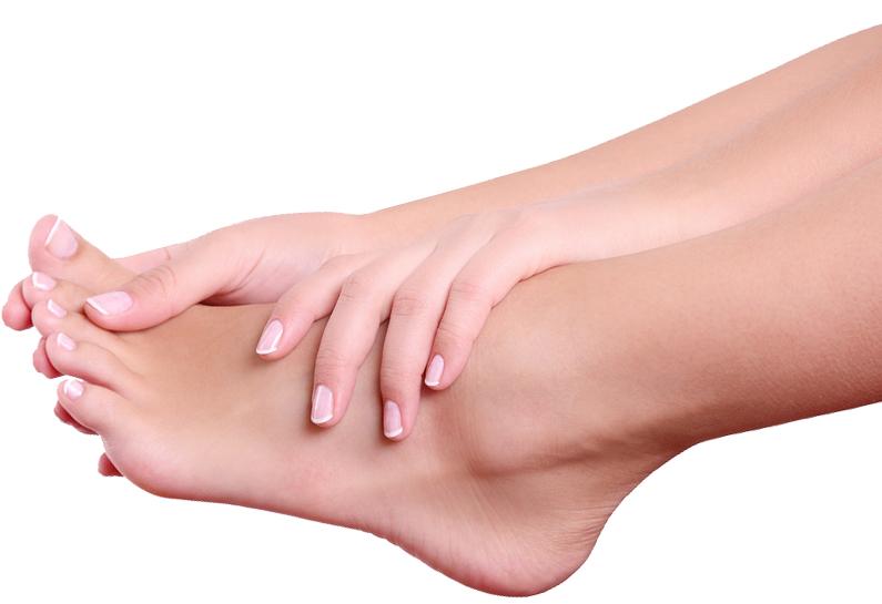 腳臭是許多女生難以啟齒的困擾