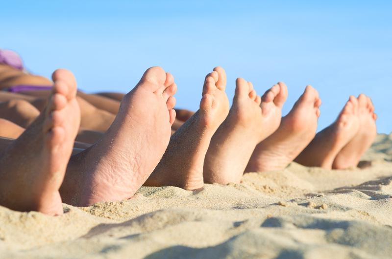 改掉壞習慣是遠離腳臭的重要方法