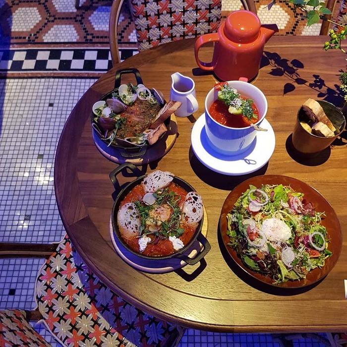Café de Lugano義法咖啡館開幕, 到台北的迷人小歐洲飲一杯吧!