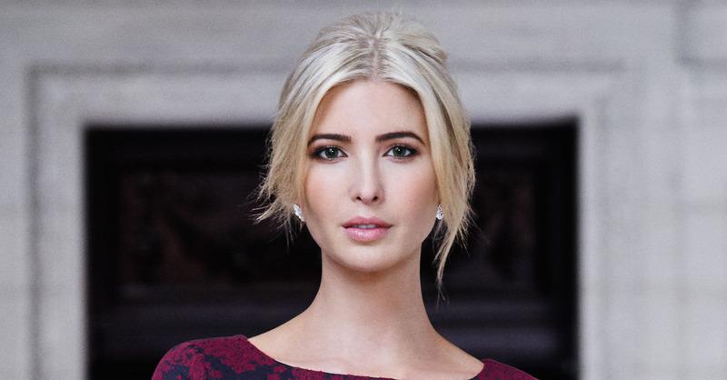 一睹美國第一千金Ivanka Trump風采 耀眼模特兒身兼時尚設計師!