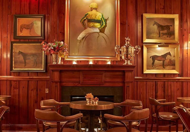 Ralph Lauren也有在賣漢堡牛排!? 歡迎來到紐約的The Polo Bar!