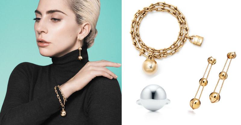 不畏世俗的LADY GAGA竟為TIFFANY最新珠寶廣告從良?!