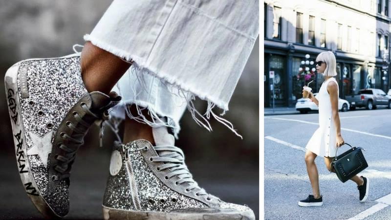 能穿平底鞋為什麼要穿高跟鞋? 兩款你一定要認識的內行Sneakers!