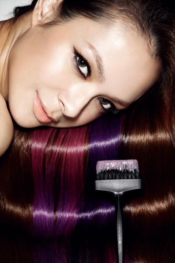 Step1.找出最襯妳膚色的髮色