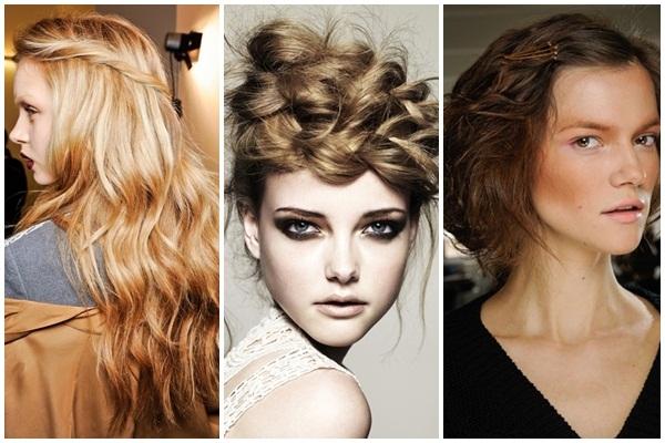 善用美髮油,創造自然蓬鬆光澤感