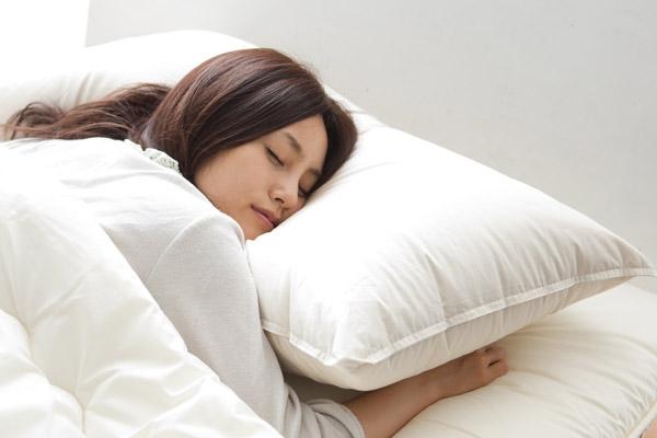 睡眠是最好的美容,也是瘦身的基本要則。