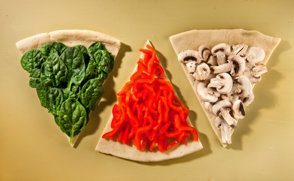 得吃到蔬菜與全穀食品,均衡營養。