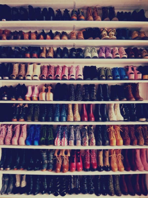 選擇適合自己的高跟鞋