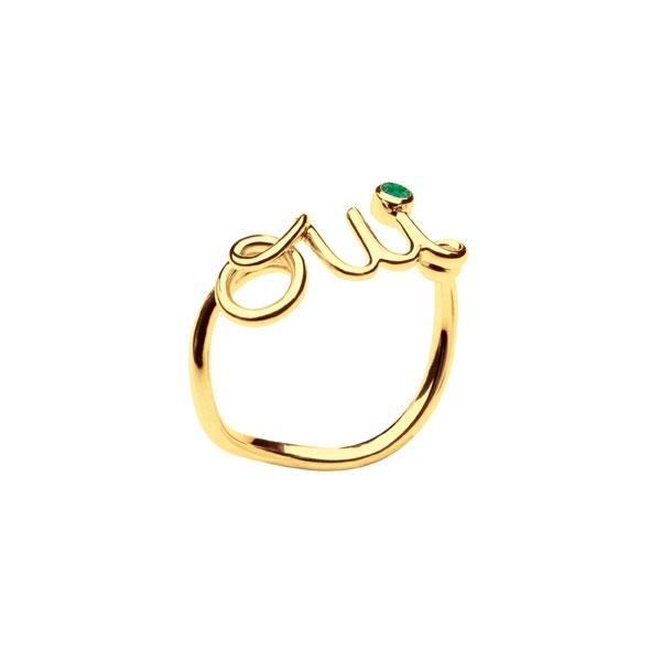 18K白金鑲嵌鑽石戒指NTD 30,000