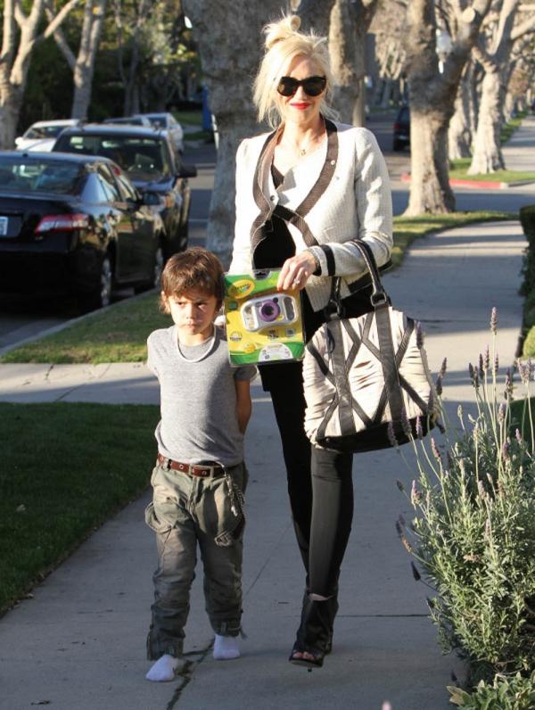 歌手 Gwen Stefani 關史蒂芬妮