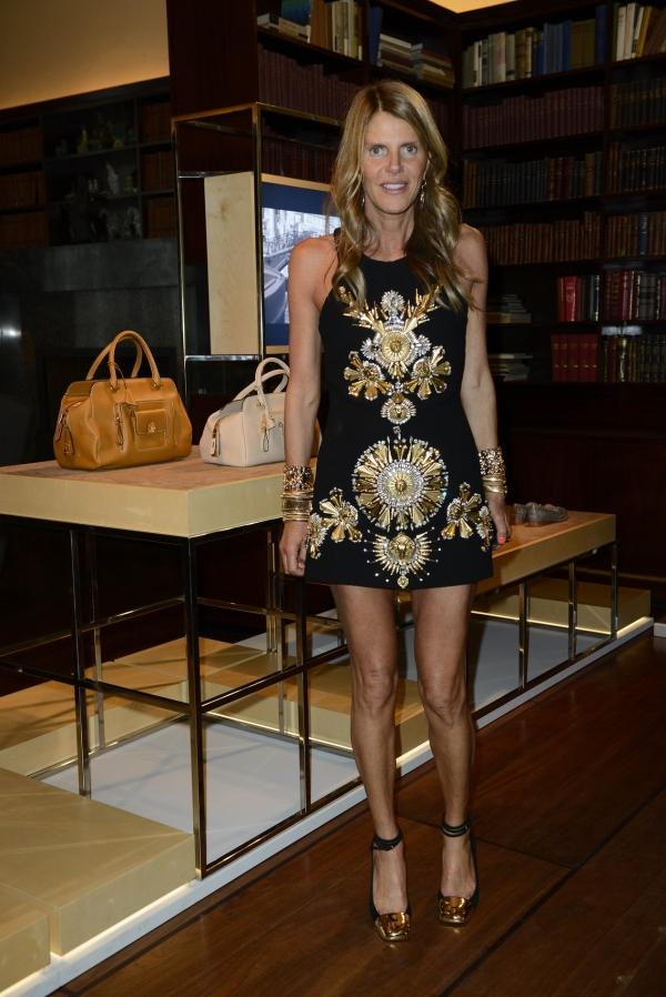日本《Vogue》時尚總編 Anna Dello Russo