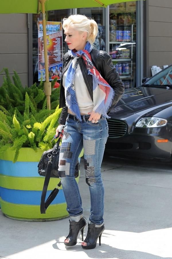 關史蒂芬妮 Gwen Stefani (點圖看全身照)