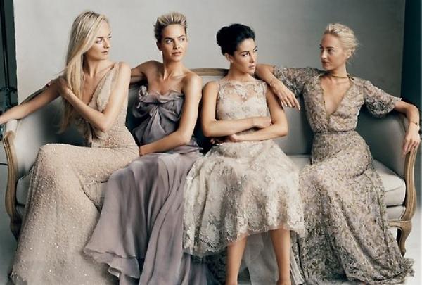 我們都是姊妹花!時尚圈最具話題性的fashion Icon
