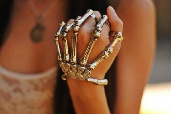 戒指與手環相結合