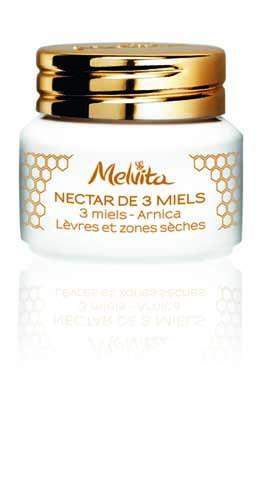 Melvita 三重花蜜修護膏,8g,680元。