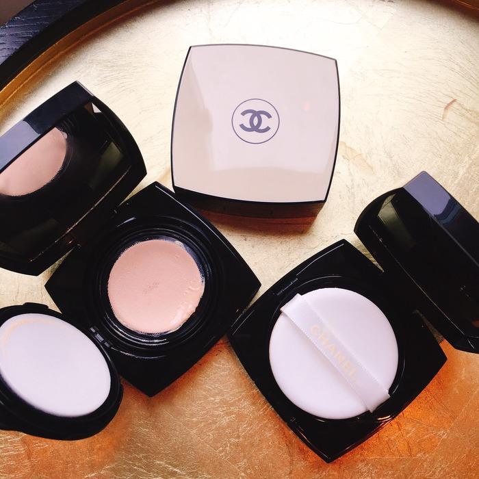 粉底是氣墊還是果凍?加上無死角粉底刷,香奈兒 Chanel 粉底驚豔出新!