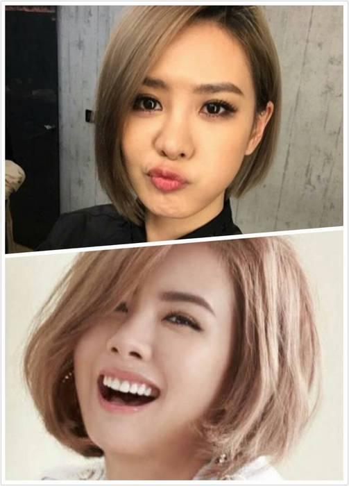 髮尾的大C捲度不僅能修飾臉型,更增添女人味!
