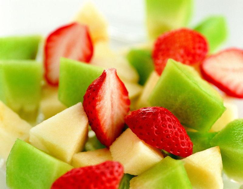 適當攝取蔬果,不挨餓才是正確進食方式。