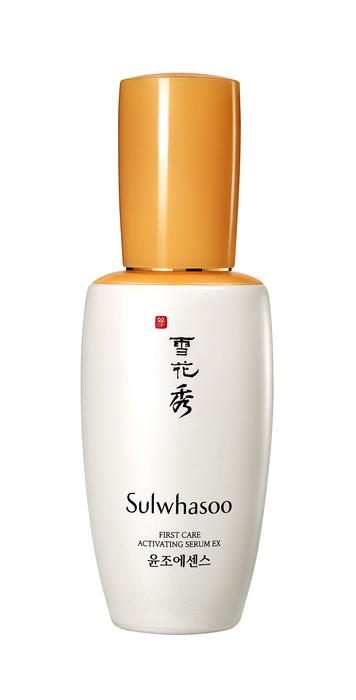 Sulwhasoo 潤燥精華EX,60ml,2,780元。