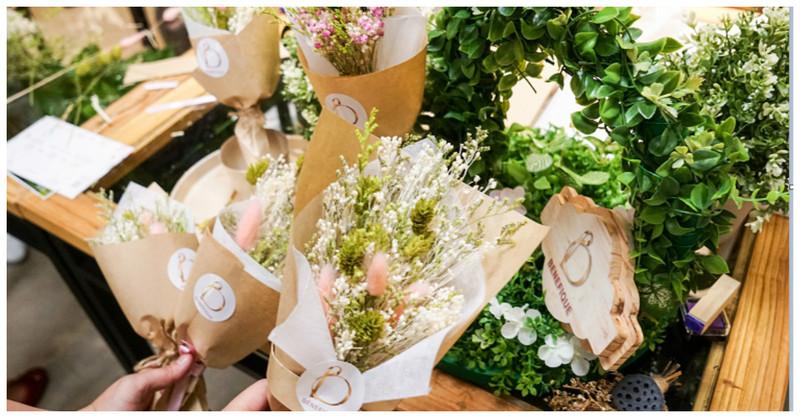 隱藏在資生堂特約店的「碧麗妃」現身!為女孩而生的植物系CAFÉ快閃店來了!