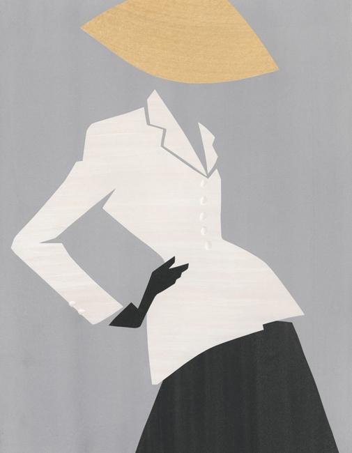瑞典籍藝術家Mats Gustafson為《Dior Magazine》操刀繪製的高級訂製時裝與高級成衣的插畫作品,美麗動人,值得收藏。