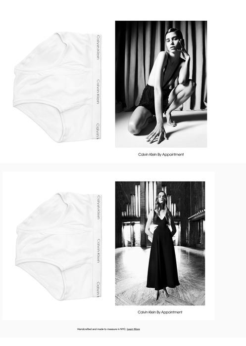 入主Calvin Klein後,Raf Simon終於率先發表一系列專For個人量身訂製的「Calvin Klein by Appointment」高級訂製服,件件奪目,讓人期待。
