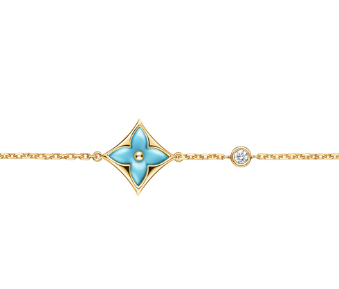 Star Blossom 土耳其石手鍊,價格店洽。
