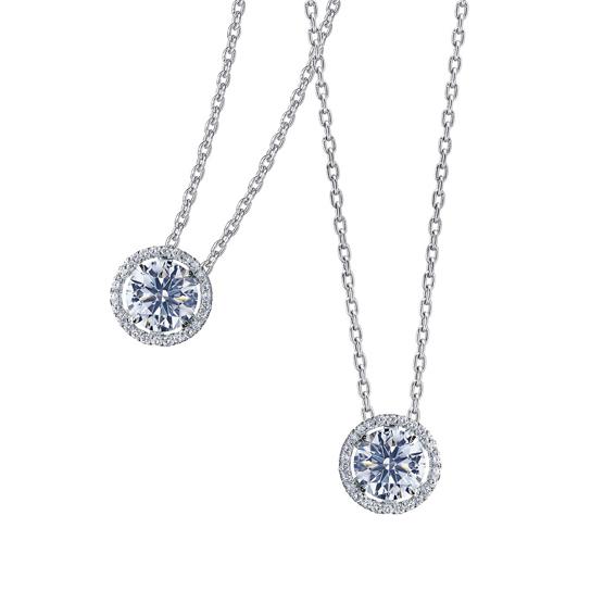母親節限定系列,Repertoire復古奢華美鑽項鍊,79,000元起。