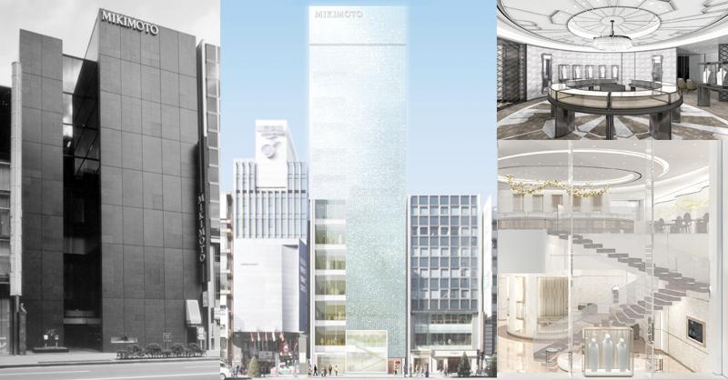 去東京血拼時可別忘了逛這一家!重新開幕的MIKIMOTO銀座總店美到不行,外觀超夢幻!