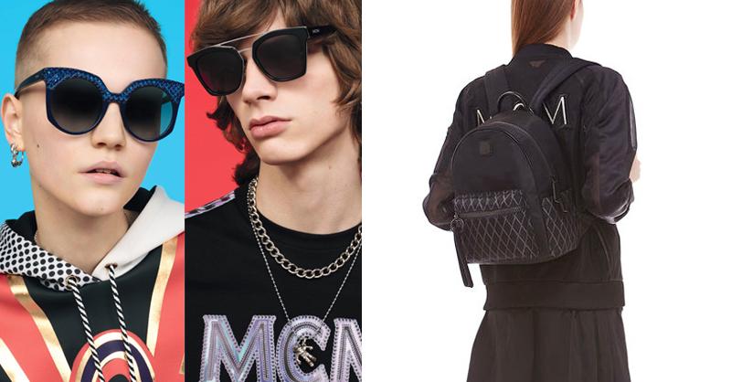 暑假到了!不如就背上MCM新款後背包來一場夏季「輕」旅行吧!