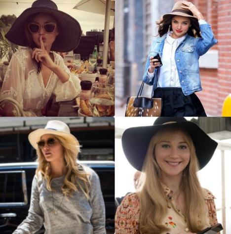 大明星說:選對帽子!比修容重要
