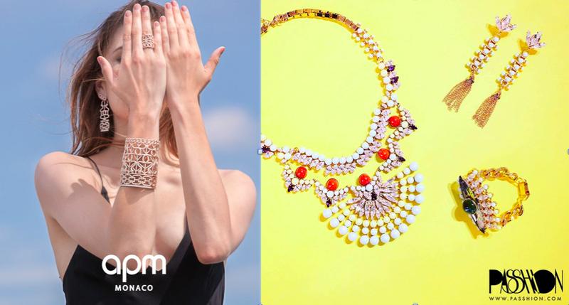 珠寶走潮流風?名媛明星最愛珠寶品牌