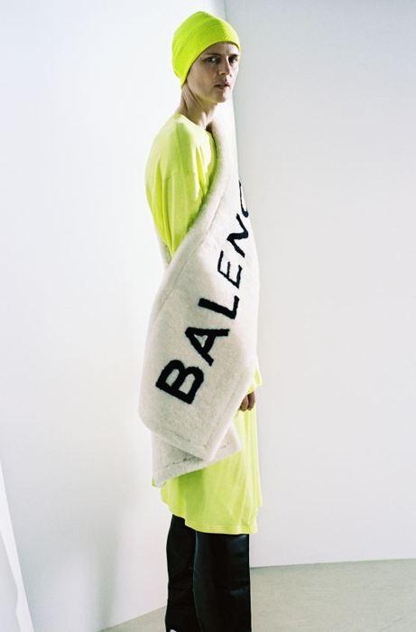 數位時代Anna Wintour看好新生的Balenciaga