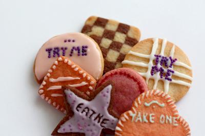 現實中的做出來的魔法餅乾,是不是真的也有魔法呢?