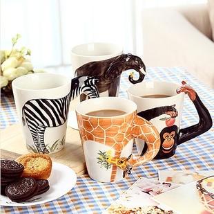 買多幾款放在桌上,就好像自己開了一個小小的動物園!