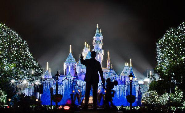 迪士尼永遠是擁有童心的大人們重返夢想的世界~