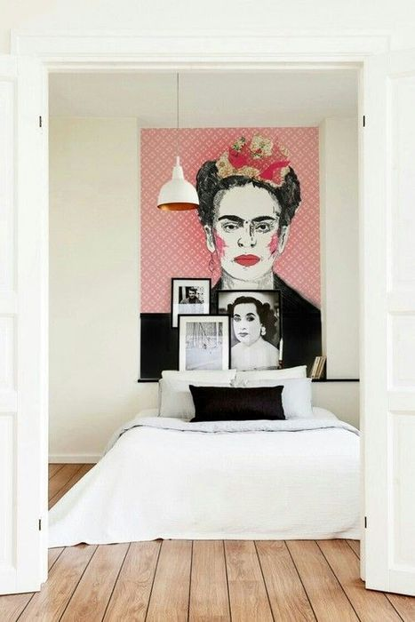 普普風的設計可以讓整個房間充滿你個人的風格