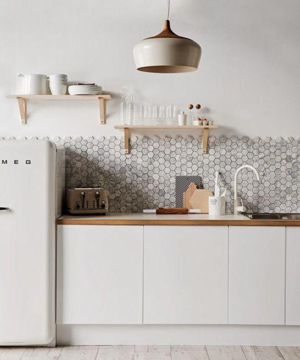 簡潔的設計讓打掃清潔更容易多了