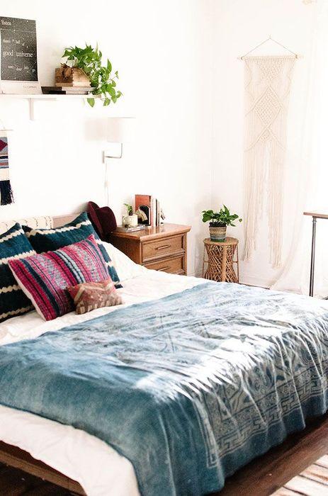 每天從這樣的臥室醒來,真的是一種享受啊~