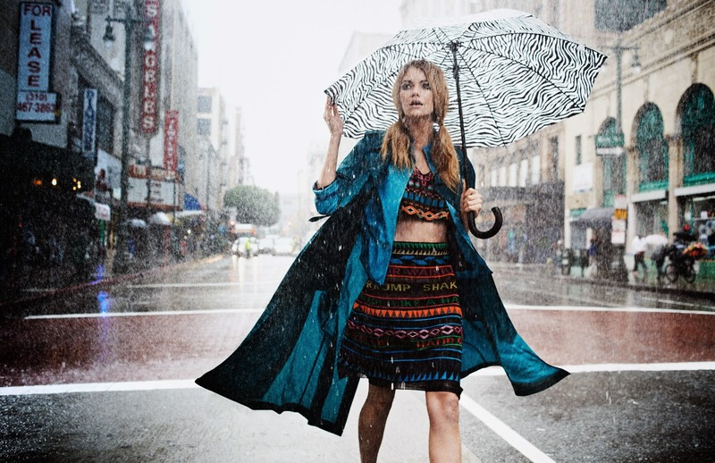 雨傘先別扔!有它才能拍出這些美照