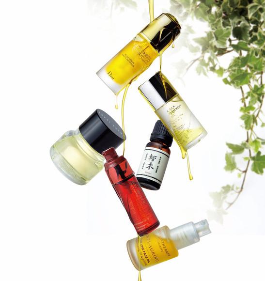 近來市面上推出許多調和過的精油或美容油,使用起來更安心。