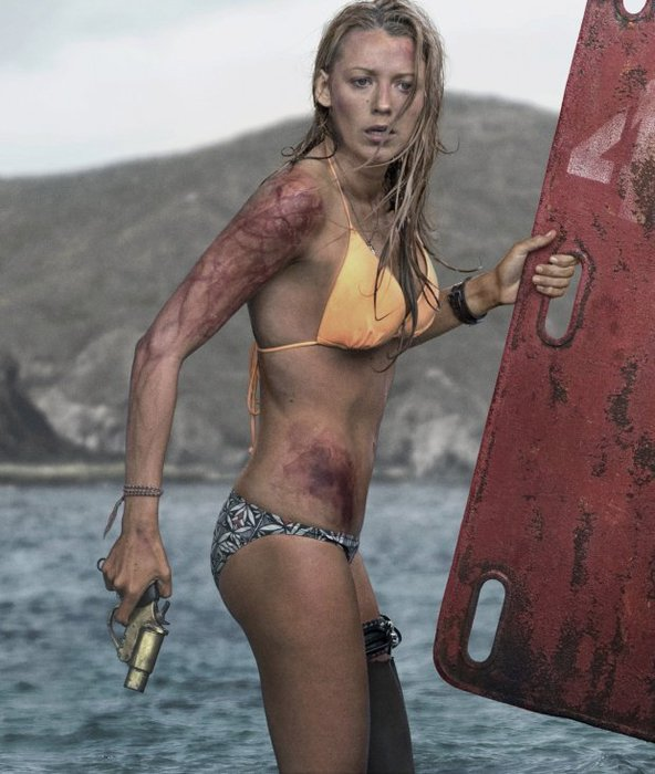 """The Shallows."" (Columbia Pictures)"