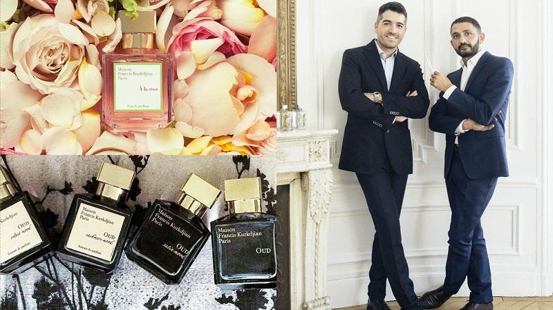 香氛界的大消息!LVMH 集團收購了 Maison Francis Kurkdjian