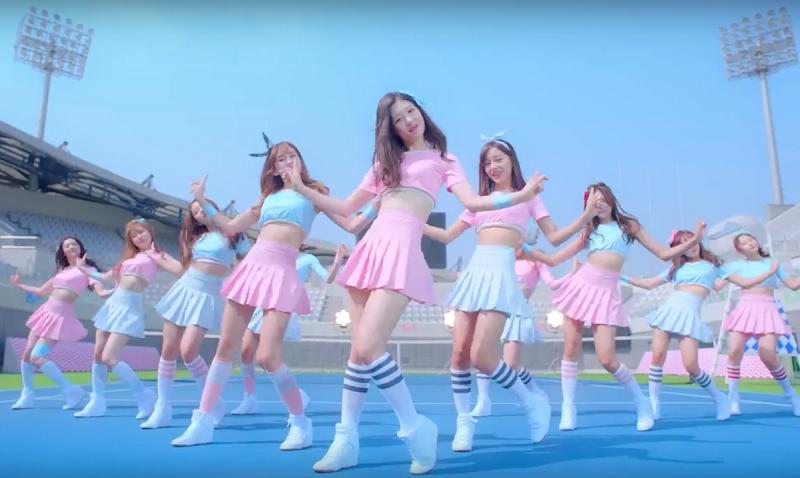 連膝蓋都要是粉紅色的!公開韓國女團舞台上最心機的秘密