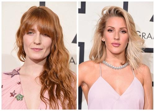 Florence Welch 和 Ellie Goulding